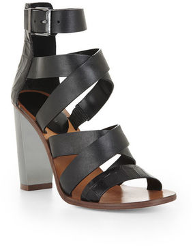 BCBGMAXAZRIA East Strappy High-Heel Day Sandal