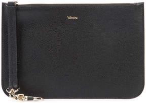 Valextra medium zip pouch