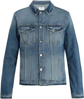 Frame L'homme classic denim jacket