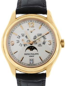Patek Philippe Complications 18K Rose Gold & Leather 39mm Watch