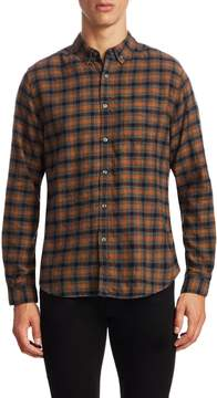 Life After Denim Men's Tech Plaid Sportshirt