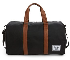 Herschel 'Novel' Duffel Bag - Black