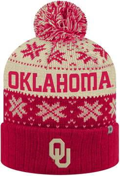 Top of the World Adult Oklahoma Sooners Subarctic Beanie