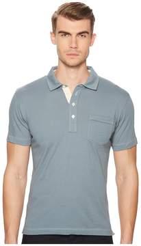 Billy Reid Pensacola Polo Men's Clothing