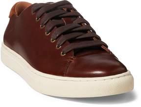 Ralph Lauren Jermain Leather Sneaker
