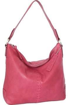 Nino Bossi Jayda Leather Hobo Handbag (Women's)