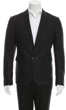 Carven Wool One-Button Blazer w/ Tags