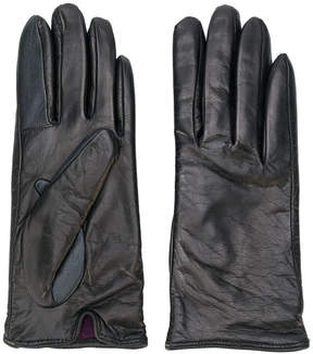 Paul Smith distressed gloves