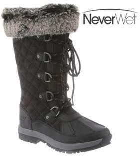 BearPaw Women's Gwyneth Lace-up Boot.
