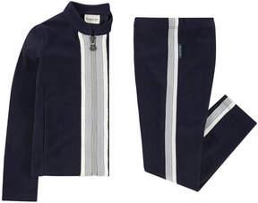 Moncler Fleece cardigan and pants