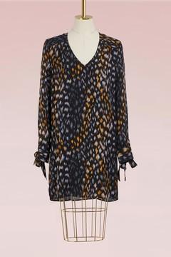 Equipment Silk Bree dress
