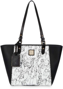 Disney Peter Pan Janie Tote - Dooney & Bourke