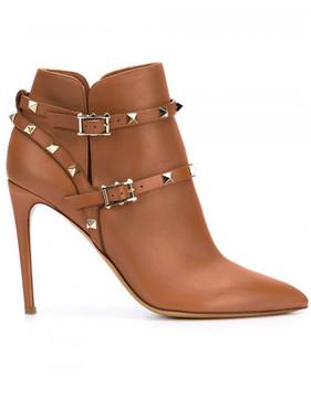 Valentino 'Rockstud' booties