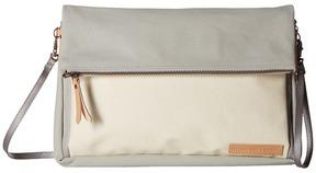 petunia pickle bottom - Crossover Clutch Clutch Handbags