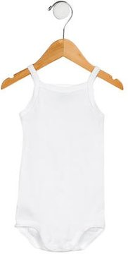 Petit Bateau Girls' Sleeveless Scoop Neck All-In-One w/ Tags