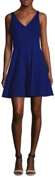 ABS by Allen Schwartz Women's Fit-and-Flare Dress