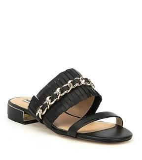Karl Lagerfeld Paris PARIS Athens Chain Sandals