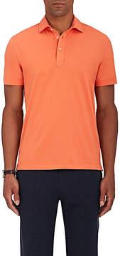 Brunello Cucinelli Men's Cotton Jersey Polo Shirt