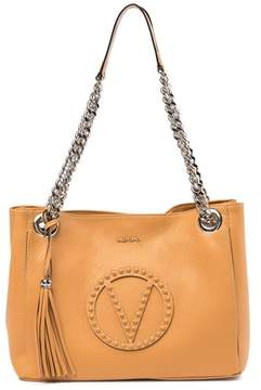Mario Valentino Valentino By Luisa Rock Leather Shoulder Bag