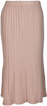 Chiara Bertani Pleated Skirt