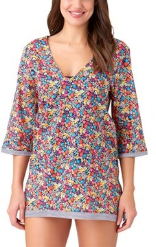 Anne Cole Tunic Cover-up.