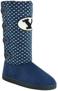NCAA Women's BYU Cougars Button Boots