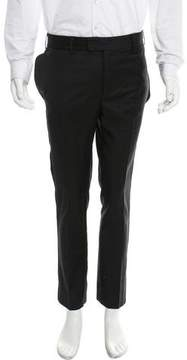 Public School Flat Front Wool Pants