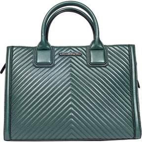 Karl Lagerfeld K/klassik Quilted Leather Tote Bag