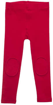 Rock Your Baby Red Kneepatch Leggings