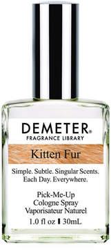 Demeter Kitten Fur Cologne by 1oz Cologne Spray)