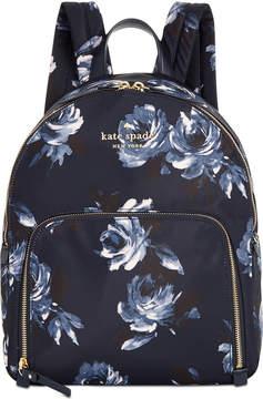 Kate Spade Watson Lane Night Rose Hartley Small Backpack - NIGHT ROSE - STYLE