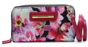 Braccialini Cristina Printed Leather Wallet