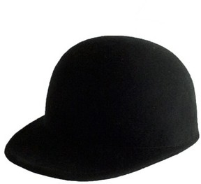 Janessa Leone Women's Parker Wool Hat - Black