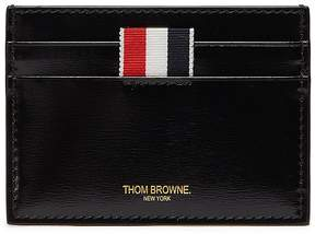 Thom Browne Patent leather card holder