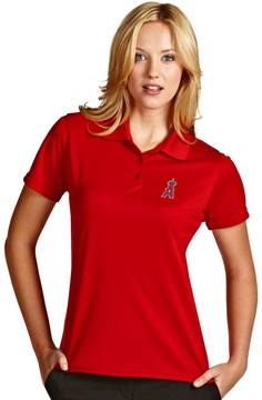 Antigua Women's Los Angeles Angels of Anaheim Exceed Desert Dry Xtra-Lite Performance Polo
