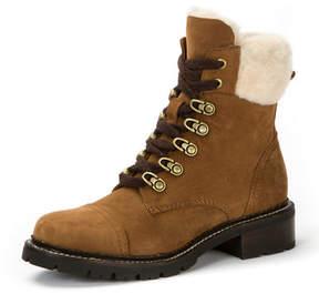 Frye Samantha Brushed Hiker Boot