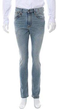 R 13 Skate Skinny Jeans