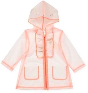 Billieblush Little Girl's Raincoat