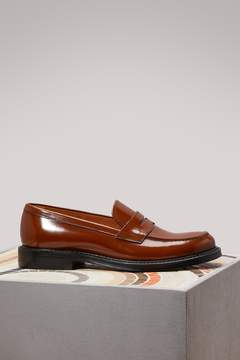 Church's Staden leather loafers
