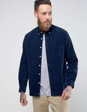Edwin Standard Cord Shirt One Pocket