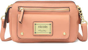 Nicole Miller Nicole By Carmen Crossbody Bag