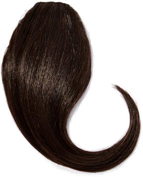 Hairdo. by Jessica Simpson & Ken Paves Dark Chocolate Swept Away Clip-in Bang