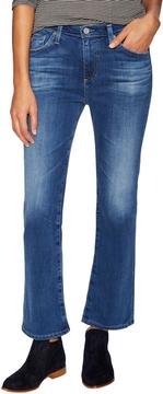 AG Adriano Goldschmied Women's Jodi Faded Boot Cut Jeans