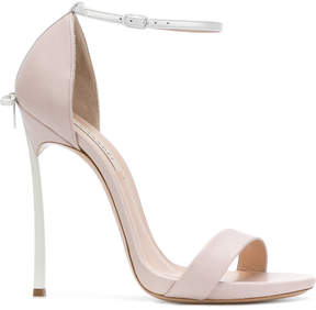 Casadei two-tone sandals
