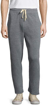 Alternative Apparel Men's Hustle Open Bottom Sweatpants