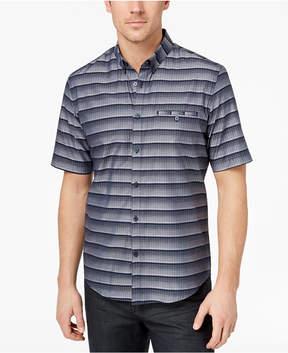 Alfani Men's Gradient Multi-Stripe Shirt, Created for Macy's