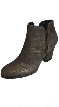 Paul Green Metallic Malibu Bootie