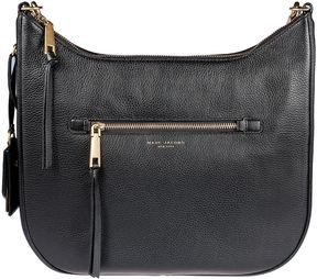 Marc Jacobs Recruit Hobo Bag - BLACK - STYLE