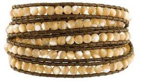 Chan Luu Chalcedony Wrap Bracelet