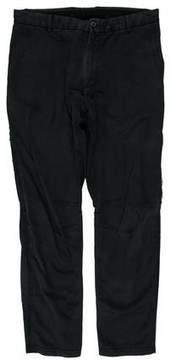 Mason Cropped Flat Front Pants w/ Tags